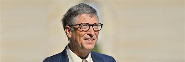 Bill Gates investeerder in zonne-energie