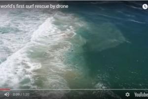 redding met drone technologie