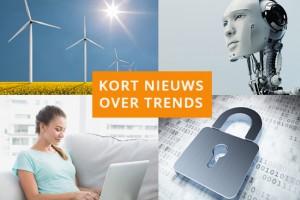 Kort nieuws over de Trends van Trend Invest