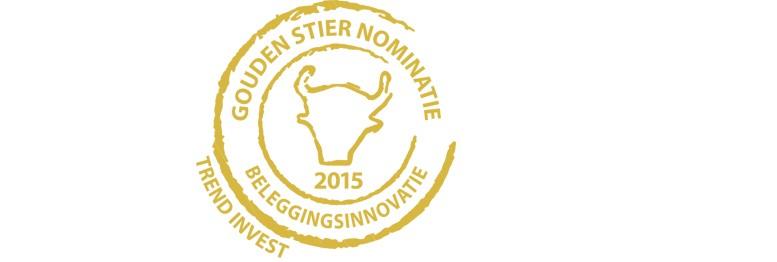 Nominatie Trend Invest voor Gouden Stier