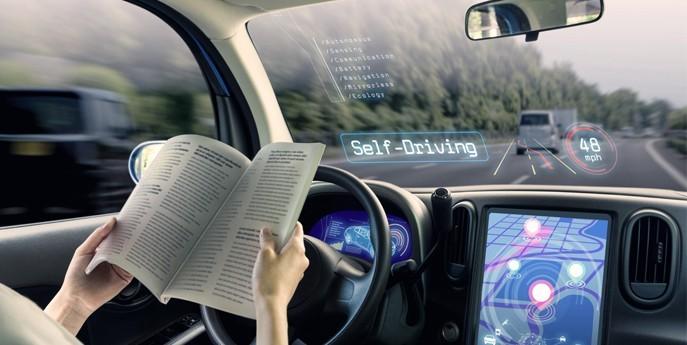 technologie zelfrijdende auto's