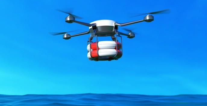 markt voor commerciele drones