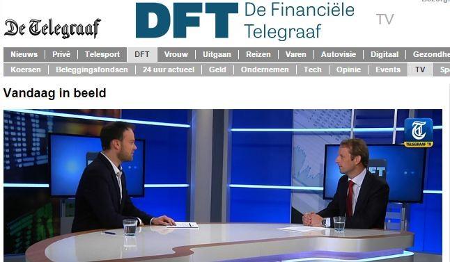 Trend Invest bij de Financiële Telegraaf over cyber security